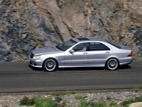 Ver foto 3 de Mercedes Clase S65 AMG W220 2003