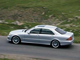 Ver foto 2 de Mercedes Clase S65 AMG W220 2003