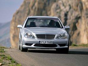 Fotos de Mercedes Clase S65 AMG W220 2003