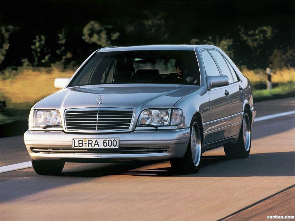 Foto 0 de Mercedes Clase S AMG W140 1996
