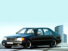 Ver foto 2 de Mercedes Clase S AMG W140 1996