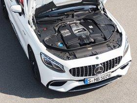 Ver foto 18 de Mercedes AMG S 63 4MATIC Cabriolet A217 2017