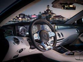Ver foto 9 de Mercedes AMG S 63 4MATIC Cabriolet A217 USA 2018