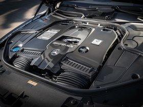 Ver foto 7 de Mercedes AMG S 63 4MATIC Cabriolet A217 USA 2018