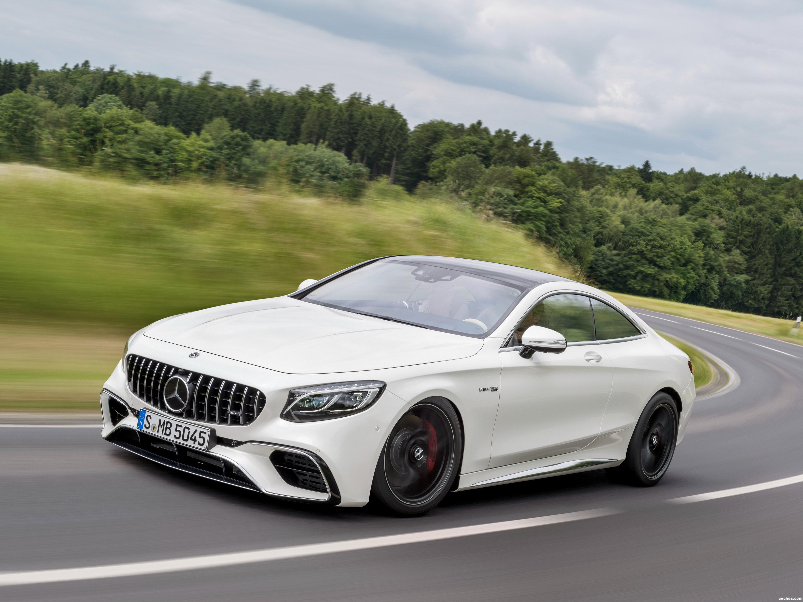Foto 0 de Mercedes AMG S63 4MATIC Coupe C217 2018