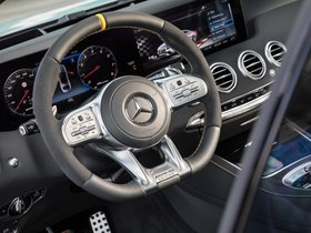 Ver foto 9 de Mercedes AMG S 63 4MATIC Coupe Yellow Night Edition C217 2017