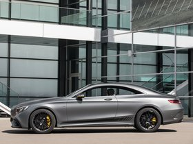 Ver foto 6 de Mercedes AMG S 63 4MATIC Coupe Yellow Night Edition C217 2017