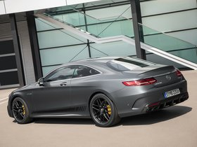 Ver foto 5 de Mercedes AMG S 63 4MATIC Coupe Yellow Night Edition C217 2017