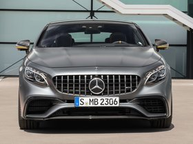 Ver foto 3 de Mercedes AMG S 63 4MATIC Coupe Yellow Night Edition C217 2017