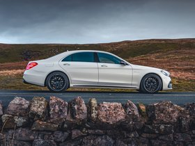 Ver foto 22 de Mercedes-AMG S63 4Matic L UK 2017