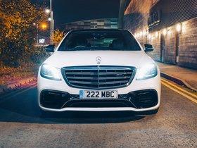 Ver foto 12 de Mercedes-AMG S63 4Matic L UK 2017