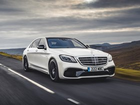Ver foto 10 de Mercedes-AMG S63 4Matic L UK 2017
