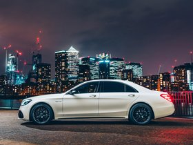 Ver foto 9 de Mercedes-AMG S63 4Matic L UK 2017