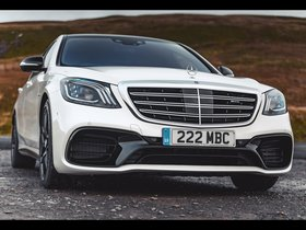 Ver foto 8 de Mercedes-AMG S63 4Matic L UK 2017