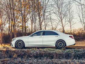 Ver foto 30 de Mercedes-AMG S63 4Matic L UK 2017