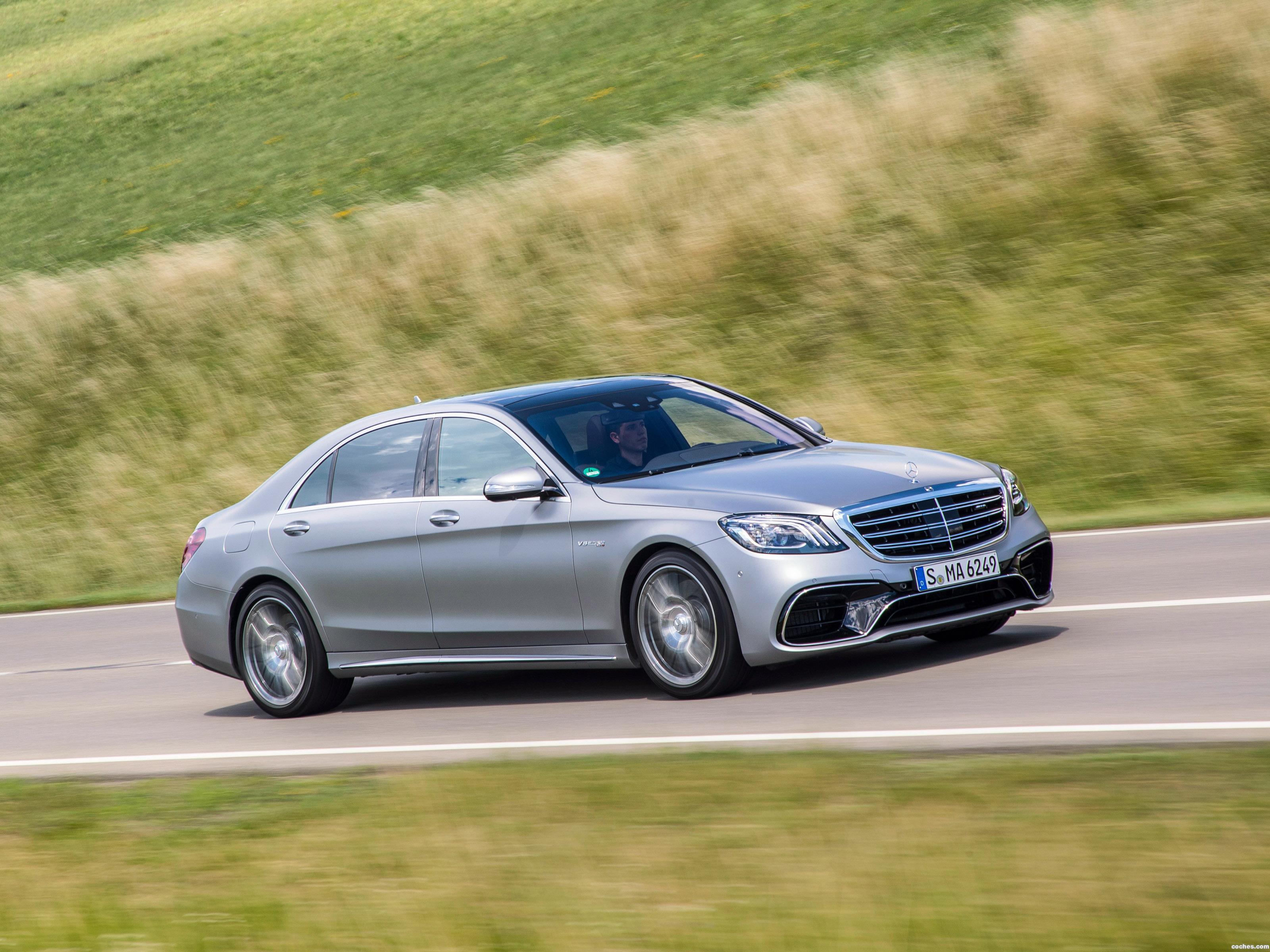 Foto 6 de Mercedes AMG S 63 4MATIC Plus Lang V222 2017