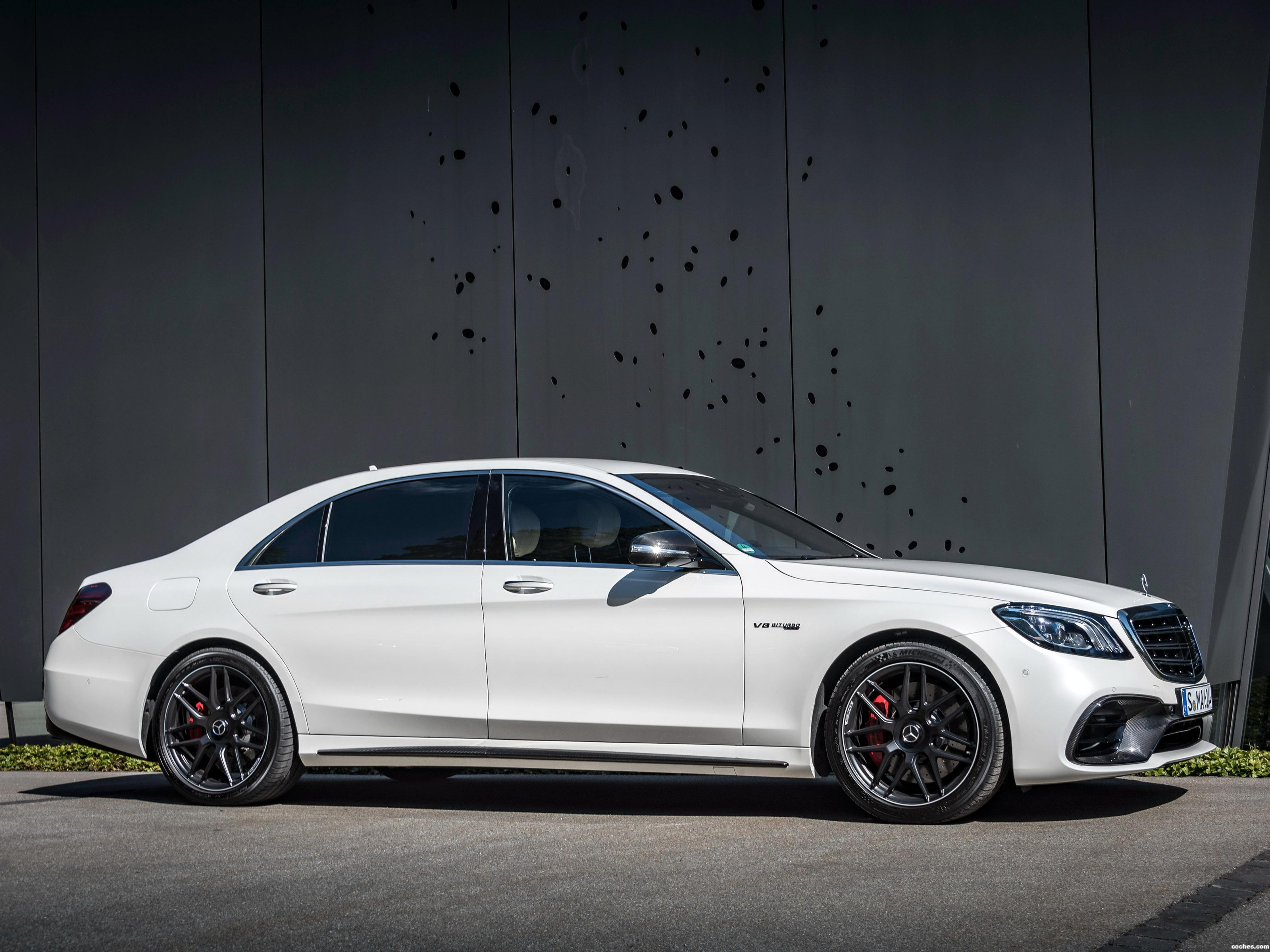Foto 2 de Mercedes AMG S 63 4MATIC Plus Lang V222 2017