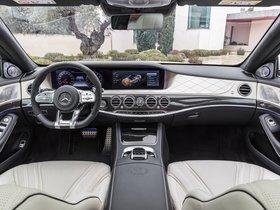 Ver foto 36 de Mercedes AMG S 63 4MATIC Plus Lang V222 2017