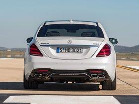 Ver foto 27 de Mercedes AMG S 63 4MATIC Plus Lang V222 2017