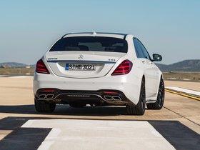 Ver foto 24 de Mercedes AMG S 63 4MATIC Plus Lang V222 2017