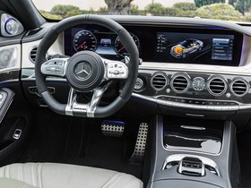 Ver foto 35 de Mercedes AMG S 63 4MATIC Plus Lang V222 2017