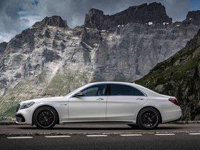 Ver foto 8 de Mercedes AMG S 63 4MATIC Plus Lang V222 2017