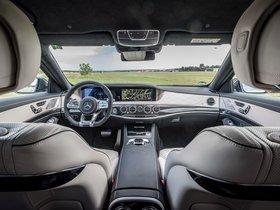 Ver foto 34 de Mercedes AMG S 63 4MATIC Plus Lang V222 2017