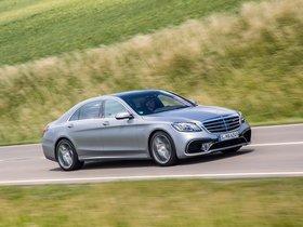 Ver foto 7 de Mercedes AMG S 63 4MATIC Plus Lang V222 2017