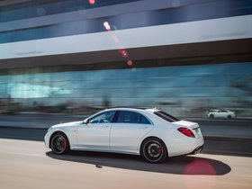 Ver foto 5 de Mercedes AMG S 63 4MATIC Plus Lang V222 2017