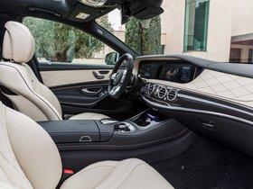 Ver foto 33 de Mercedes AMG S 63 4MATIC Plus Lang V222 2017