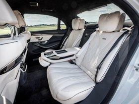 Ver foto 32 de Mercedes AMG S 63 4MATIC Plus Lang V222 2017