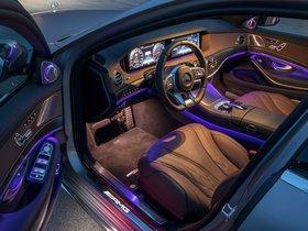 Ver foto 31 de Mercedes AMG S 63 4MATIC Plus Lang V222 2017