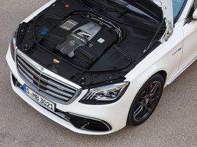 Ver foto 30 de Mercedes AMG S 63 4MATIC Plus Lang V222 2017