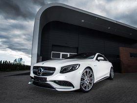 Ver foto 4 de Mercedes AMG S63 Coupe 4MATIC IMSA C217 2014