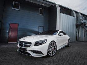 Ver foto 1 de Mercedes AMG S63 Coupe 4MATIC IMSA C217 2014