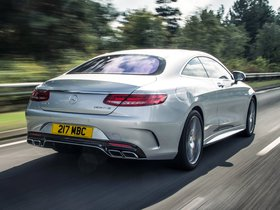 Ver foto 14 de Mercedes Clase S63 Coupe C217 UK 2014
