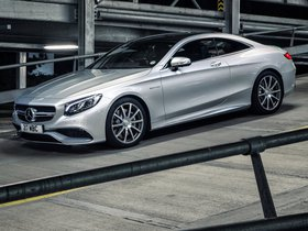 Ver foto 13 de Mercedes Clase S63 Coupe C217 UK 2014
