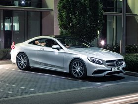 Ver foto 11 de Mercedes Clase S63 Coupe C217 UK 2014