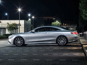 Ver foto 10 de Mercedes Clase S63 Coupe C217 UK 2014