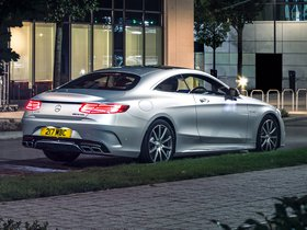 Ver foto 9 de Mercedes Clase S63 Coupe C217 UK 2014