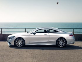 Ver foto 7 de Mercedes Clase S63 Coupe C217 UK 2014