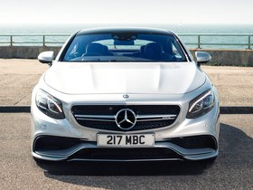 Ver foto 6 de Mercedes Clase S63 Coupe C217 UK 2014