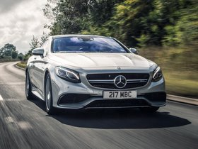 Ver foto 5 de Mercedes Clase S63 Coupe C217 UK 2014