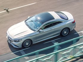 Ver foto 3 de Mercedes Clase S63 Coupe C217 UK 2014