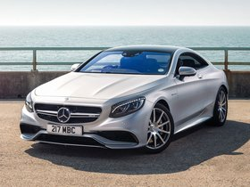 Ver foto 17 de Mercedes Clase S63 Coupe C217 UK 2014
