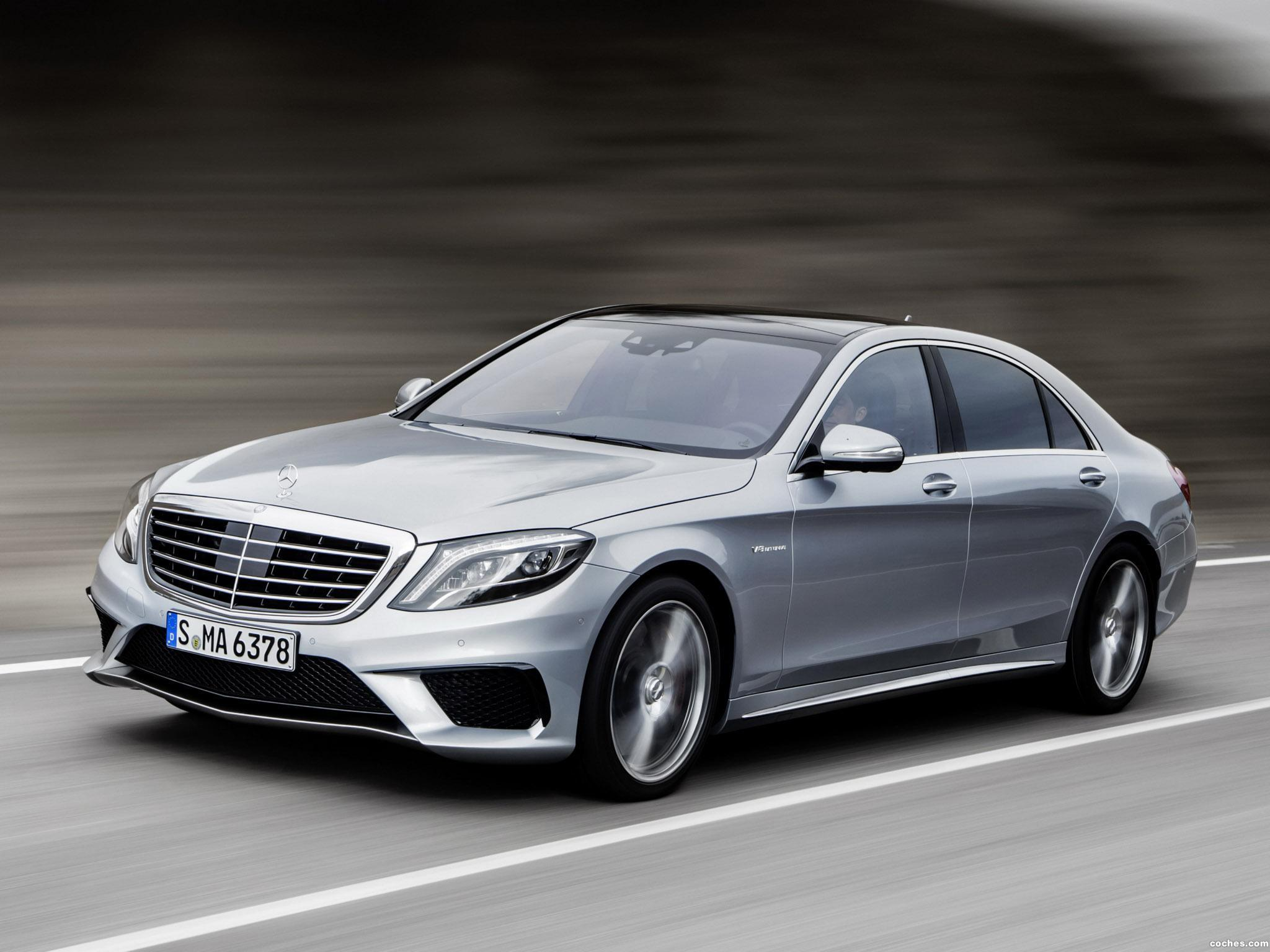 Foto 0 de Mercedes Clase S 63 AMG W222 2013