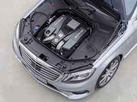 Ver foto 5 de Mercedes Clase S 63 AMG W222 2013