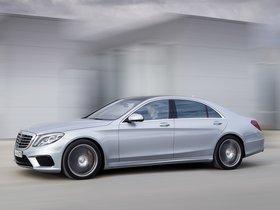 Ver foto 28 de Mercedes Clase S 63 AMG W222 2013