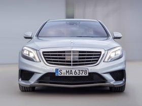 Ver foto 27 de Mercedes Clase S 63 AMG W222 2013