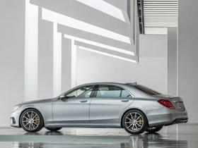 Ver foto 23 de Mercedes Clase S 63 AMG W222 2013